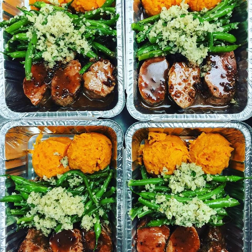 Gourmet Weekly Meal Delivery Lady Luck Catering